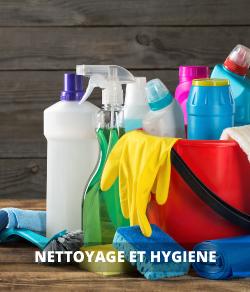 Nettoyage et hygiène